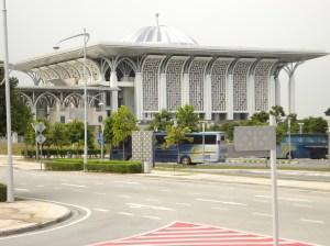 Masjid Tuanku Mizan Zainal Abidin, Putrajaya, Malaysia